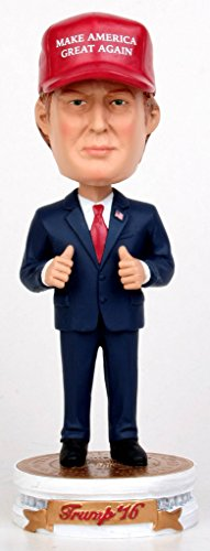 Donald Trump Limited Edition Bobblehead - Make America Great Again