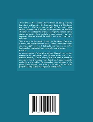 Creation and the Fall - Scholar's Choice Edition
