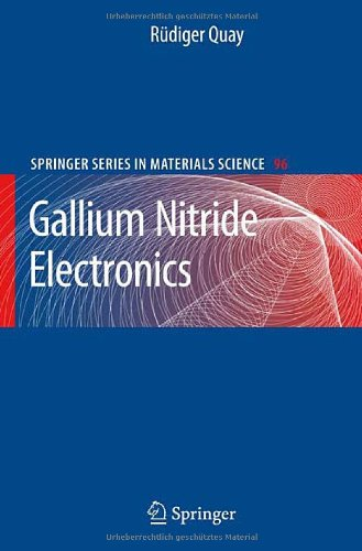 Gallium Nitride Electronics (Springer Series In Materials Science)