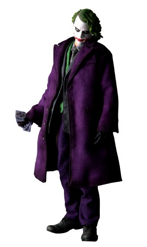 Real Action Heroes BATMAN BEGINS JOKER