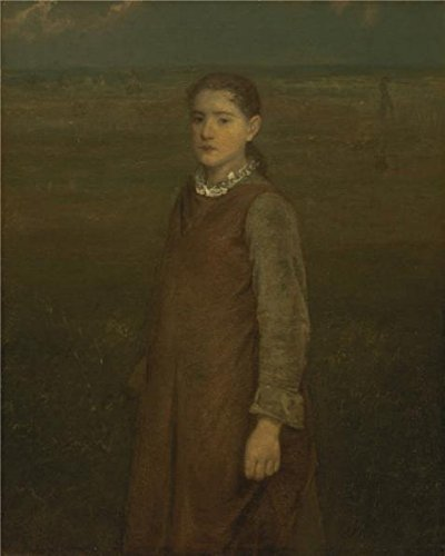 Oil Painting 'George Fuller,Hannah,1879', 8 x 10 inch / 20 x 25 cm , on High Definition HD canvas prints is for Gifts And Foyer, Kids Room And Living Room Decoration, cheappictures (Gas Station Lightning compare prices)