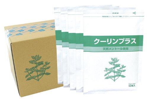 クーリンプラス 100枚入(10袋×10枚)