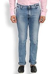 Easies Men's Regular Fit Jeans