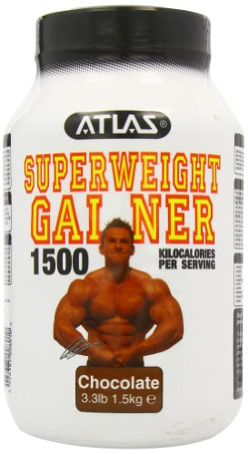 Nutrisport Atlas Super Weight Gainer Chocolate Powder 1.5Kg