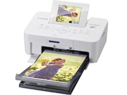 Canon SELPHY CP900 White Wireless Color Photo Printer