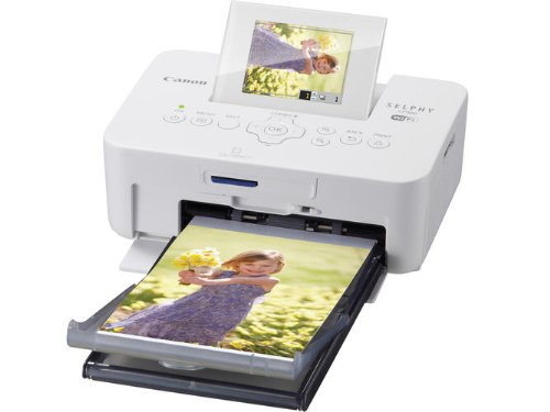 Canon SELPHY CP900 White Wireless Color Photo Printer