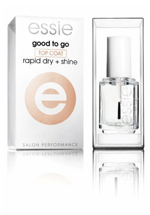 Essie Good to Go Top Coat Rapid Dry + Shine Nail Polish