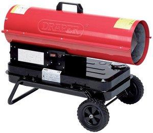 Draper 19749 Diesel Heater 20KW / 68.2KBTU