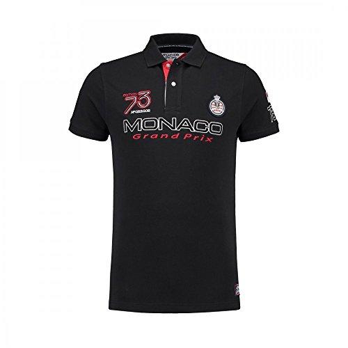 McGregor Monaco Race Collection Iconic GP Monaco 2015 Polo Black S
