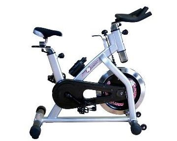 Best Fitness BFSB10 Spin Style Exercise Bike