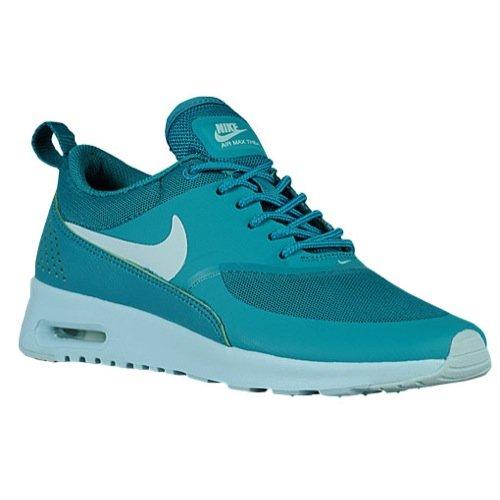new photos e9543 67ea0 Nike Nike 599409-305: Air Max Thea Emerald/White Fashion - Import It All