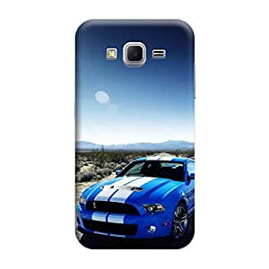 CaseLite Premium Printed Mobile Back Case Cover With Full protection For Samsung Core Prime G360 (Designer Case)