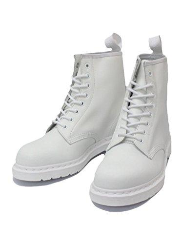(ドクターマーチン)Dr.Martens CORE 1460 MONO 8EYE SHOE 8ホールブーツ WHITE