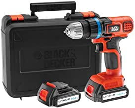 Black & Decker EGBL14KB Perceuse sans fil 14,4 volts Lithium