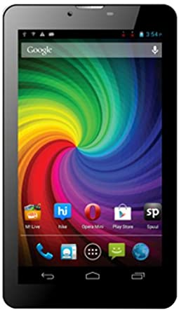 Micromax Funbook Mini P410i Tablet (7 inch, 4GB, Wi-Fi3G+Voice Calling) Black