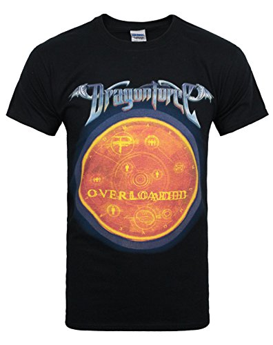 Uomo - Official - Dragonforce - T-Shirt (XL)