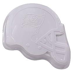 NFL Tampa Bay Buccaneers Fan Cakes Heat Resistant CPET Plastic Cake Pan