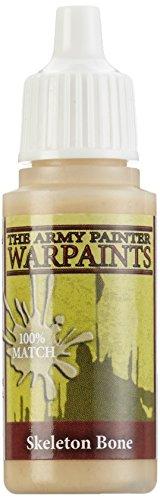 Army Painter WP1125 Warpaints - Skeleton Bone, 18 ml - 1