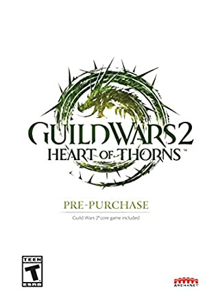 Guild Wars 2: Heart of Thorns Deluxe Edition [Online Game Code]