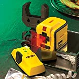 Stanley Cube Cross Line Laser + Stud Wire & Pipe Detector - Real Deals for You - XMS14CUBIX
