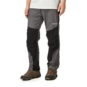 Montane Men Terra Long Leg Hiking Pants - Black, Small