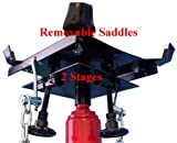 1/2 Ton Hydraulic Telescopic Transmission Jack 70-7/8""