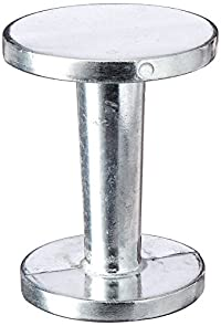 New Star Foodservice 43310 Casting Aluminum Espresso Tamper