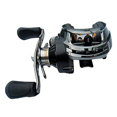 Trulinoya - (DM120RA) Fishing Reel 10+1 Ball Bearing (Right Hand)