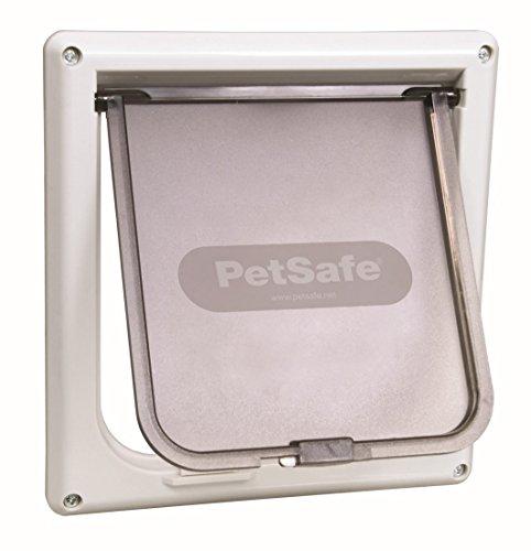 PetSafe Interior 2-Way Locking Cat Door, White