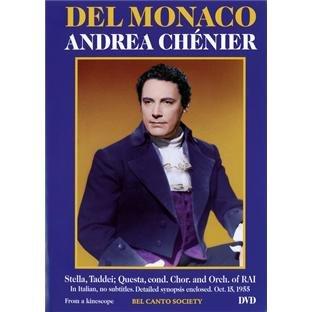 Andrea Chénier [Edizione: Regno Unito]