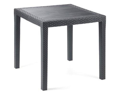 ipae progarden 8009271052024 bistrotisch king anthrazit. Black Bedroom Furniture Sets. Home Design Ideas