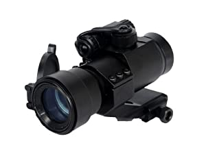 Lancer Tactical Red & Green Dot Scope w/ Cantilever Mount