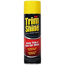 Stoner 91034 Trim Shine Vinyl and Plastic Coating - 12 oz.