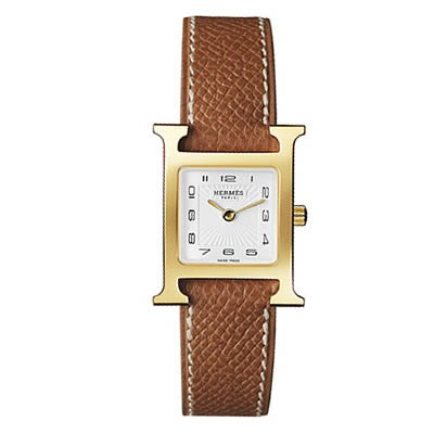 Hermes Heure Ladies Quartz Watch - 036732WW00