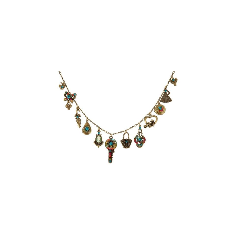 Vintage Style Michal Negrin Irresistible Necklace