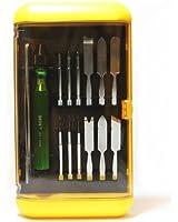 14 en 1 Kit Outils Démontage Ouverture Tournevis/ Outils de Réparation/ Opening Tools pour iPad iPhone Samsung HTC