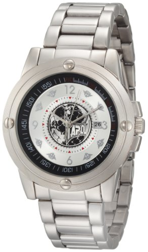 TapouT Men's EL-WH Quartz White Watch