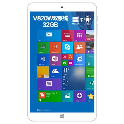 ONDA V820W (windows/android)DualOS intel Z3735F メモリ:2GB 容量:32GB [並行輸入品]