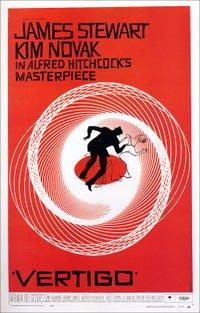 Vertigo (1958. Directed by Alfred Hitchcock