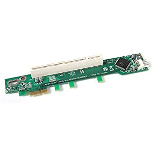 StarTech.com PCI Express to PCI Riser Card x1 for Intel 1U IPC Server (PEX1PCI1R)