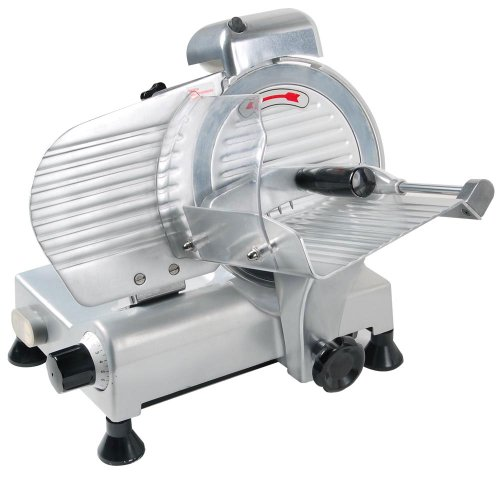 """8"""" Blade 210W High-Efficiency Commercial Electric Meat Slicer"""