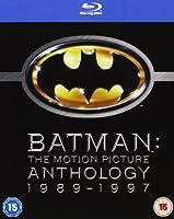 Batman: The Motion Picture Anthology 1989-1997 [Blu-ray][Region Free] [2005]