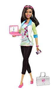 Barbie I Can Be Computer Engineer African-American Doll