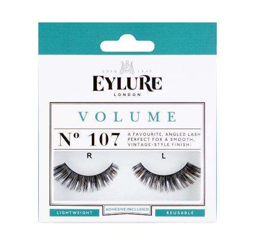 Eylure Naturalite Strip Lashes No. 107 (Evening Wear)