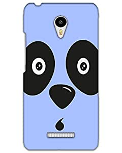 MobileGabbar Micromax Canvas Spark Back Cover Printed Designer Hard Case