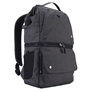 Case Logic FLXB-102 Reflexion DSLR with iPad Backpack, Anthracite