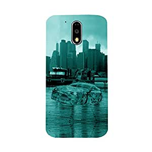 Digi Fashion premium printed Designer Case for Moto G4 Plus