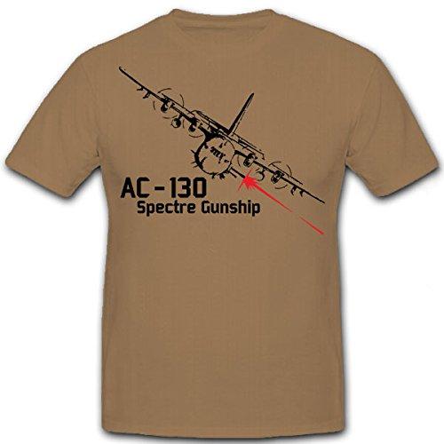 ac-130-spectre-gunship-aircraft-isaf-stati-uniti-air-force-t-shirt-6677-sabbia-small