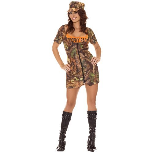 Trophy Rack Adult Plus Costume Adult (3X - 4X)