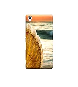 TransMute Premium Printed Back Case Cover With Full protection For Sony Xperia M4 (Designer Case)